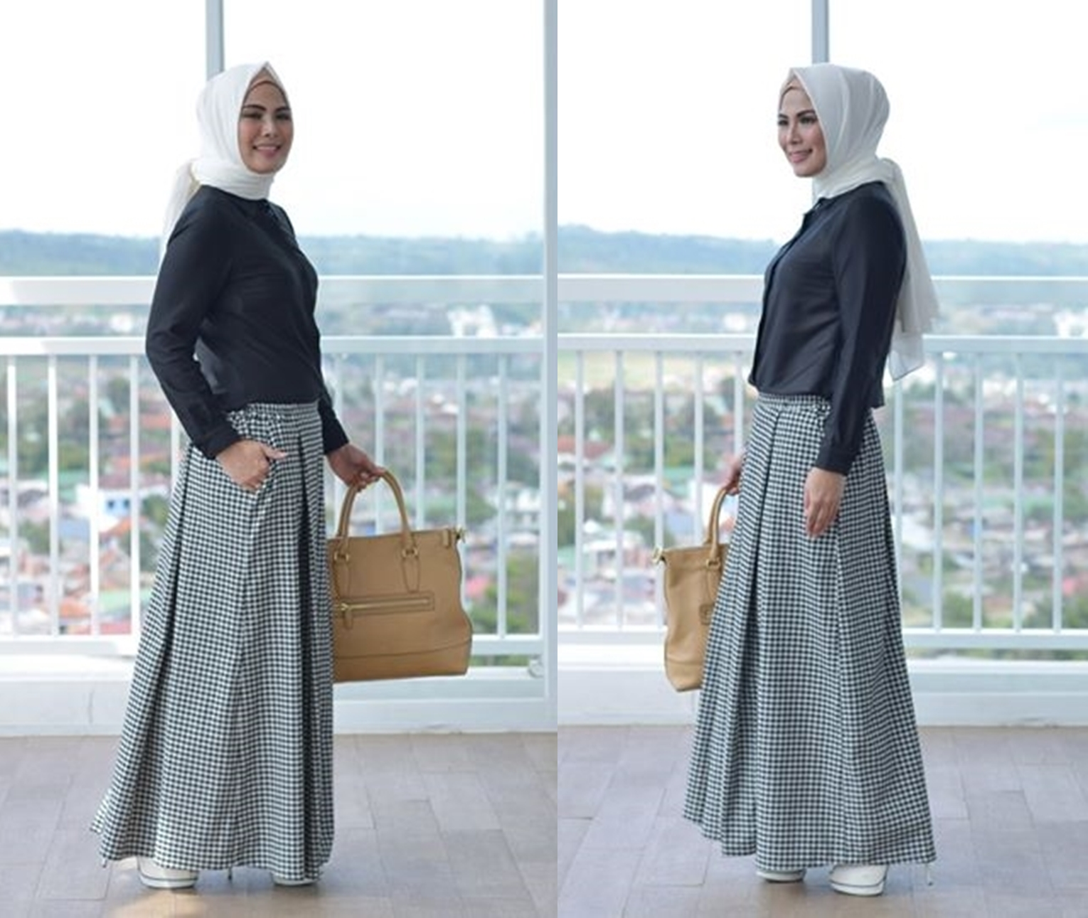 Tampil Fashionable dengan Mix and Match  Skirt
