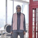 Intip Gaya Busana Hijab Nina Nugroho yang Bikin Tampilan Makin Modis