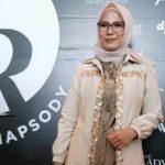 Tampil Memukau di Fashion Rhapsody 2020, Nina Nugroho Ambil Tema Women in Power